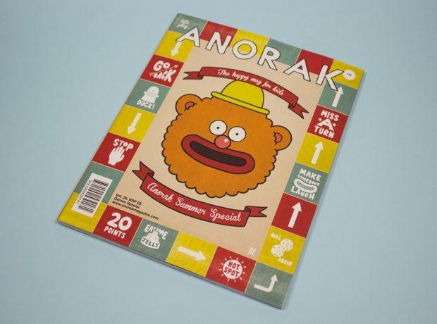 Anorak Magazine - North America