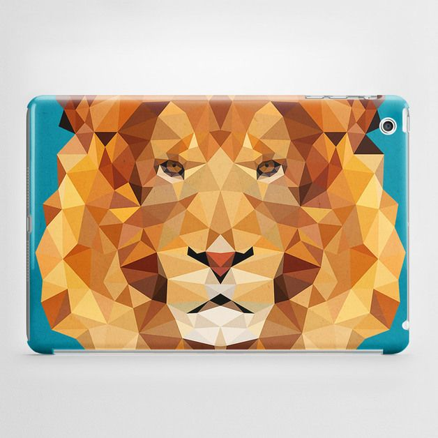 Lion - cover iPad Mini - artiglo-pl - Etui na tablet