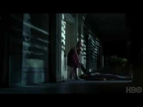 First Designer QR Code / 2D Barcode for TV - True Blood Season 3 Trailer Designer QR Code
