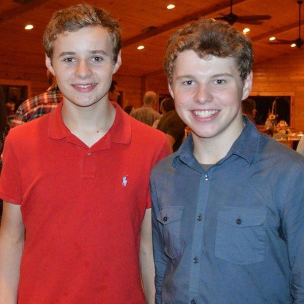 Happy Birthday, Jedidiah And Jeremiah Duggar! 19 Kids And Counting Twins Turn 16 on Dec.30th.