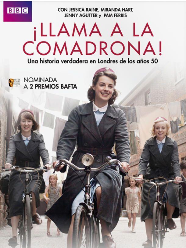 ¡Llama a la comadrona! (2012-  ) Reino Unido. Drama. Comedia. Familia. Pobreza. Anos 50 - DVD SERIES 158