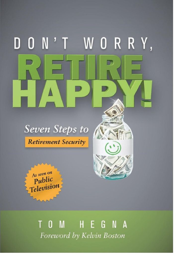 Seven Steps to Retirement Security is your