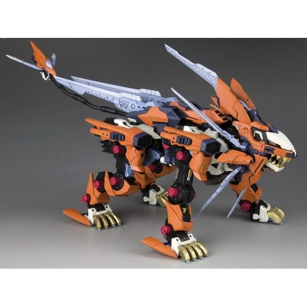 Manufacturer : KOTOBUKIYA Condition : This product needs to be assembled. Series : Zoids Grade : HMM  The latest 1/72 Highend Master Model in the Zoids line is Liger Zero Schneider! The model has a fully articulate inner frame onto which you attach the armor parts (or don't attach, if you prefer).  All parts are molded in color but a painting guide is included if you want to try your hand at painting this guy.    PLEASE NOTE : Product In the Photos shown above has got…