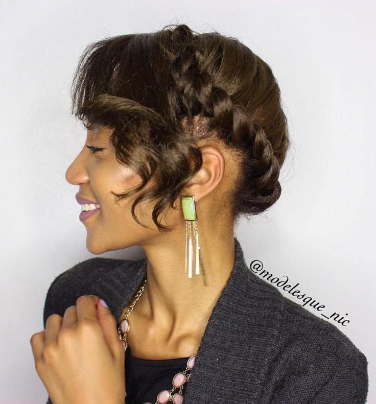 510 best HAIR it is!!! images on Pinterest | Natural hair ...