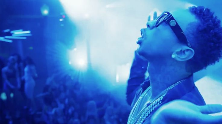 Last Kings sunglasses worn by Tyga in BITCHES N MARIJUANA by Chris Brown and Tyga (2015) #LastKings | Chris Brown | Pinterest | Chris brown