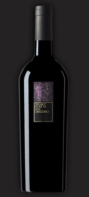 RED WINE TRIGAIO FEUDI DI SAN GREGORIO  A wine that captures and balances the characteristics of our young vines. An ideal wine to accompany everyday meals.