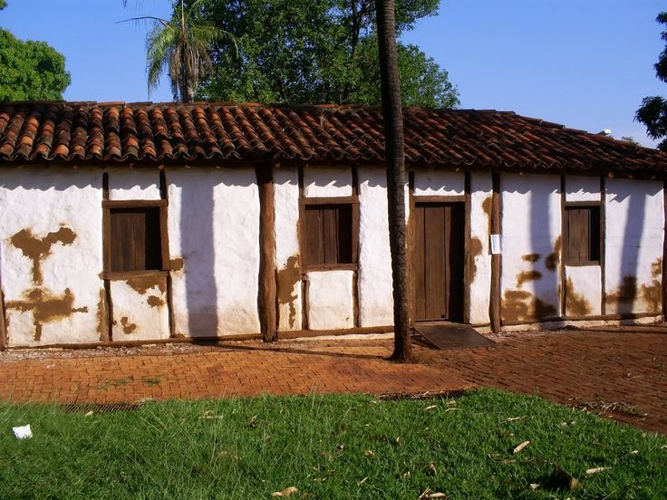 Panoramio - Photo of MUSEU JOSE ANTONIO PEREIRA - CAMPO GRANDE - M