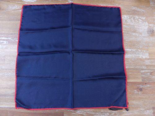auth DRAKE'S Drakes of London silk pocket square handkerchief - NWT