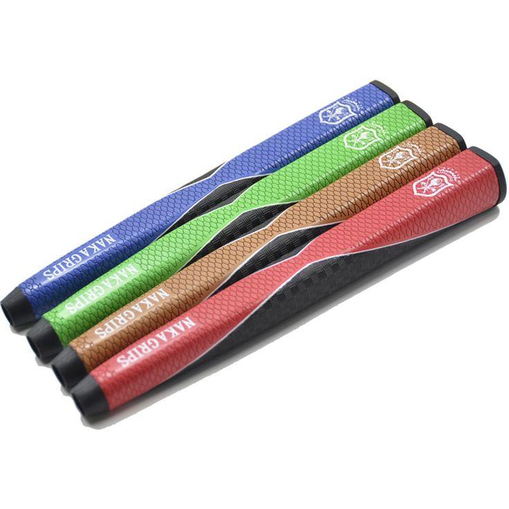 NUOVO NAKA Golf Putter Grip 4 Colori Golf Club PU Grips