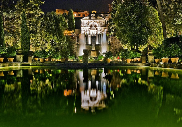 Villa D Este Tivoli Italy Favorite Places Spaces
