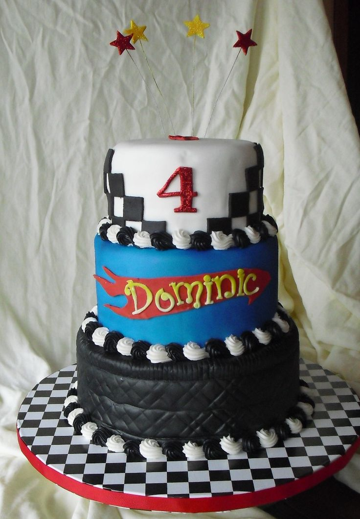 17 Best Images About Racing Cakes On Pinterest Nascar