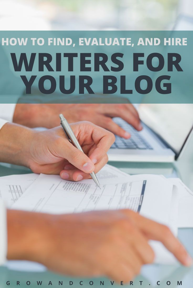 This is great info to read for freelance writer tips. Also good if I get a VA one day. How to find, evaluate and hire writers for your blog.