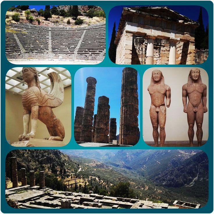 Grécia - Delphi