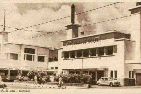 Oranje Hotel 1950