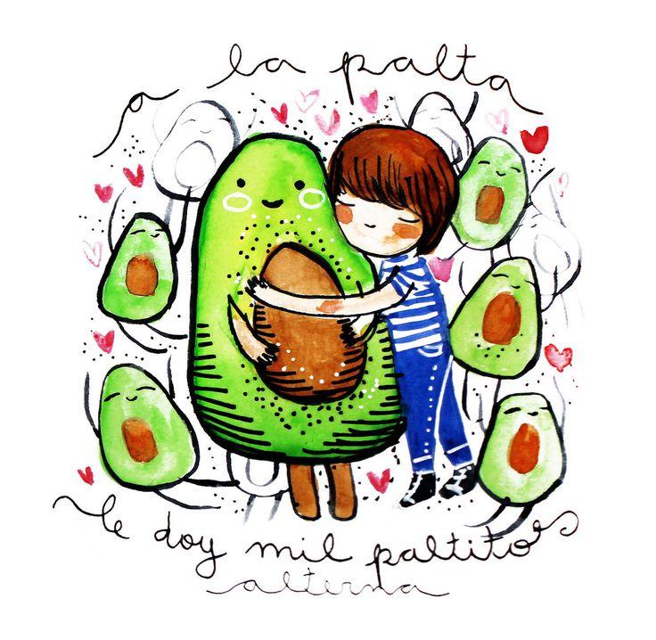 https://flic.kr/p/DWC359 | <3 | I do not how to say it in English, but I love avocado a lot <3