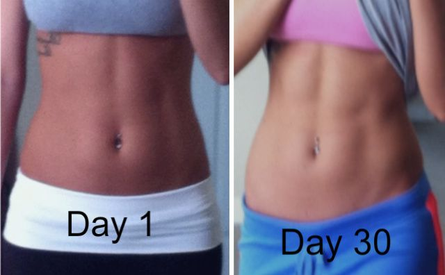 Kaysi's Notebook: Day 1 - 30 Day Challenge...results are worth it . I'm doing it for prom.