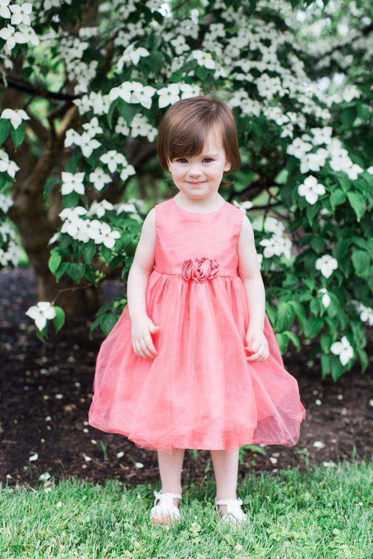Mejores 172 imágenes de Flower Girl Dresses en Pinterest | Bari jay ...