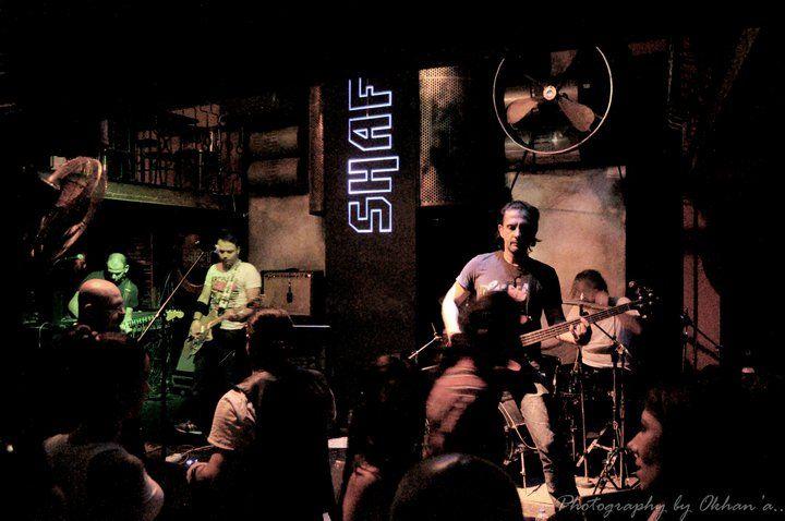 SHAFT CLUB, 2014 Haziran Ayı Konserleri