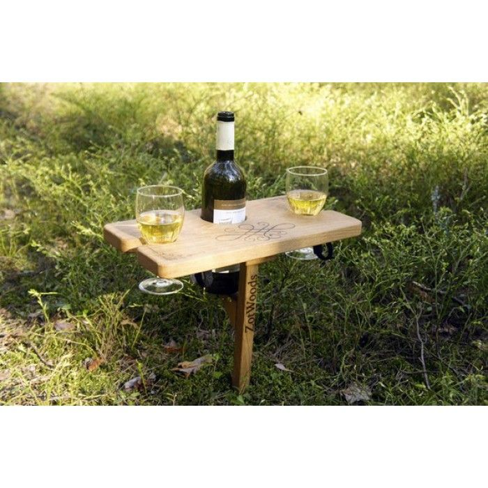 Склданой столик для пикника для романтической встречи