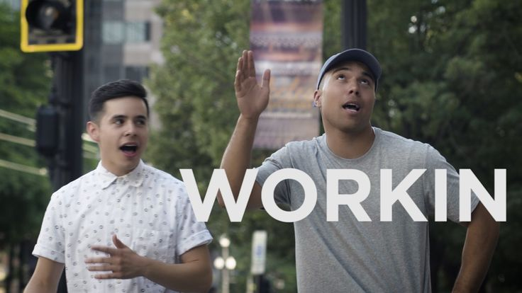 Workin - James The Mormon & David Archuleta on Spotify & iTunes