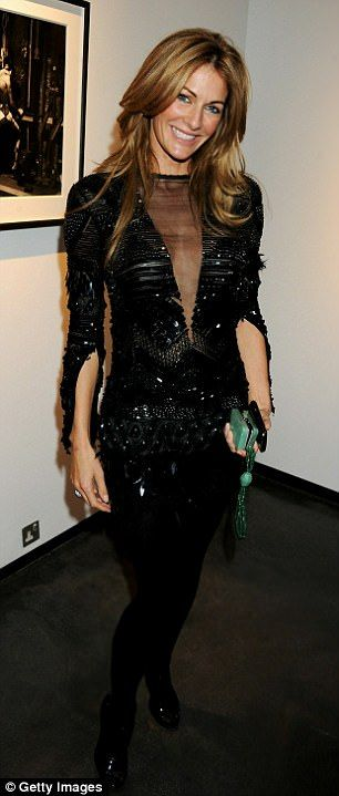 The richest woman in the UK remained Kirsty Bertarelli (above), who has a fortune of £11.5...