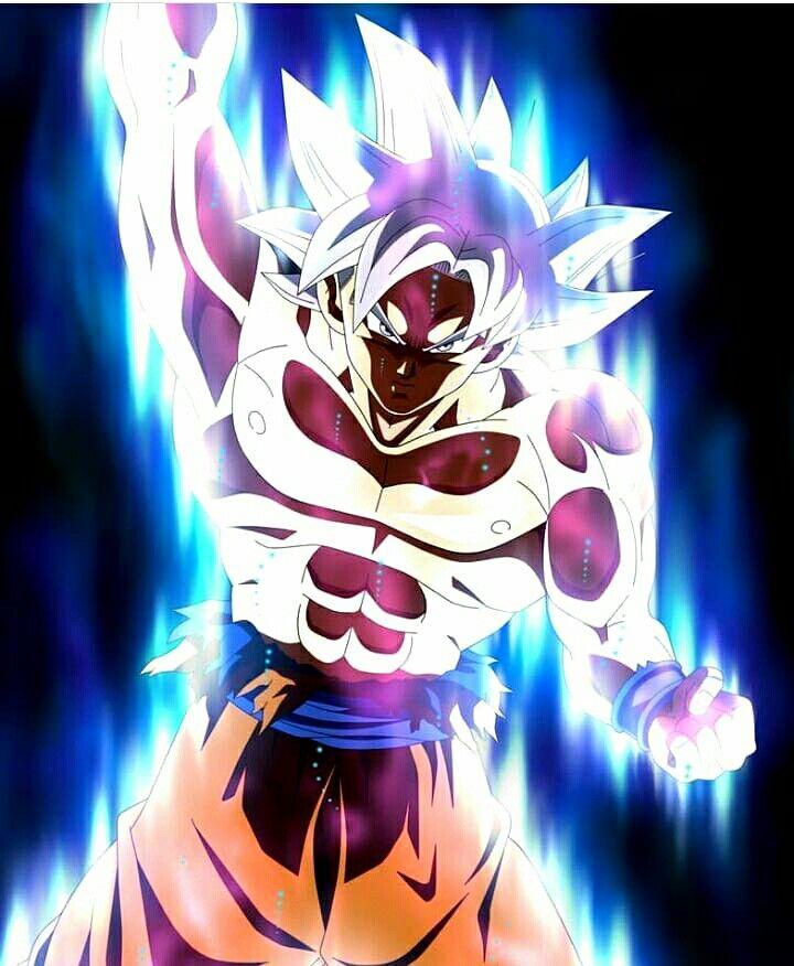 Goku Ultra Instinto Completo
