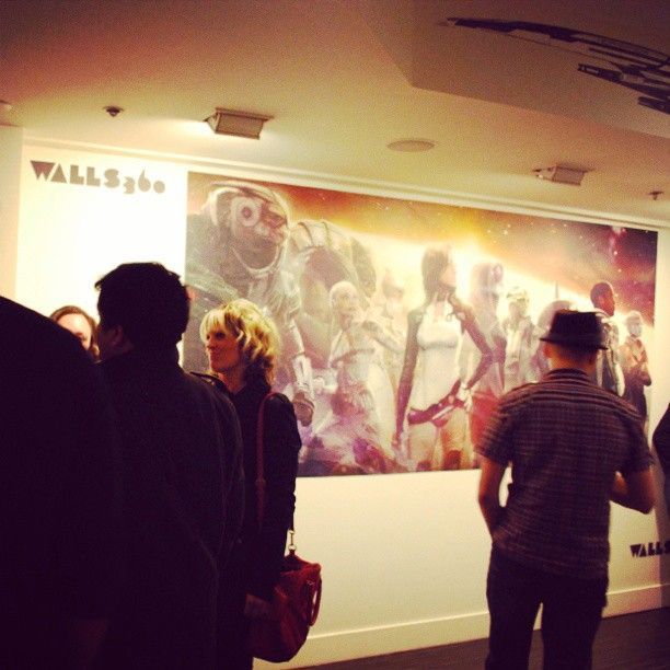 13 best Mass Effect 3 Wall Graphics from Walls360! images on ...
