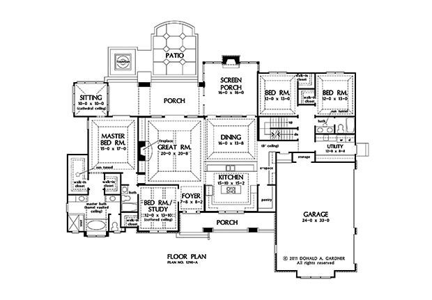 803 best houseplans i like images on pinterest home for Custom home floor plans with basement