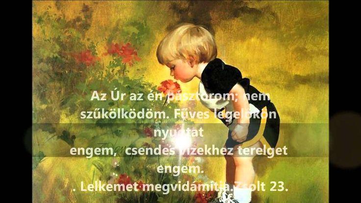 Zsoltárok Donald Zolan festményeivel