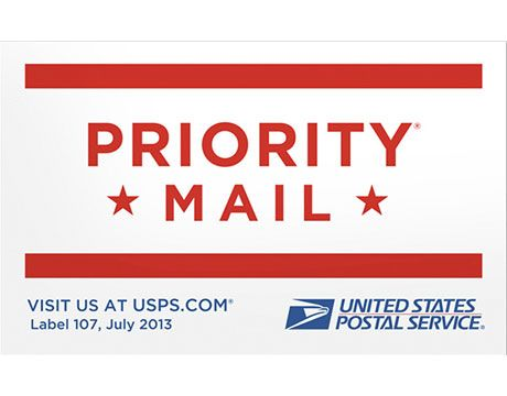 Get FREE Priority Mail Stickers!