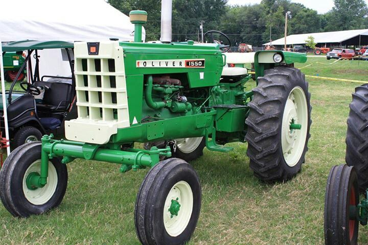 Oliver Tractor Parts Used : Best images about oliver power on pinterest fields
