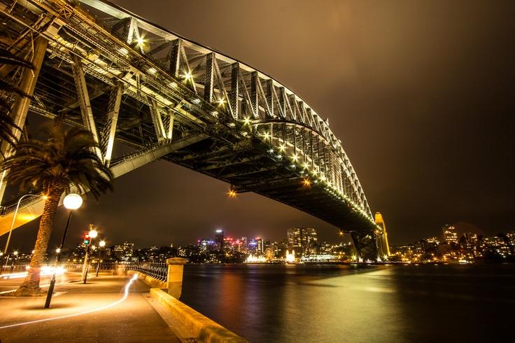 The Coat Hanger, aka Sydney Harbour Bridge