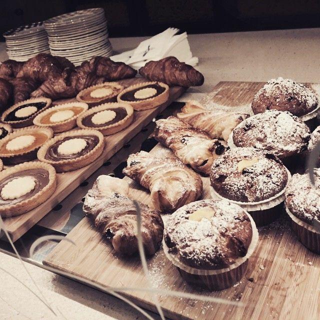 brioches e muffin al Granaio