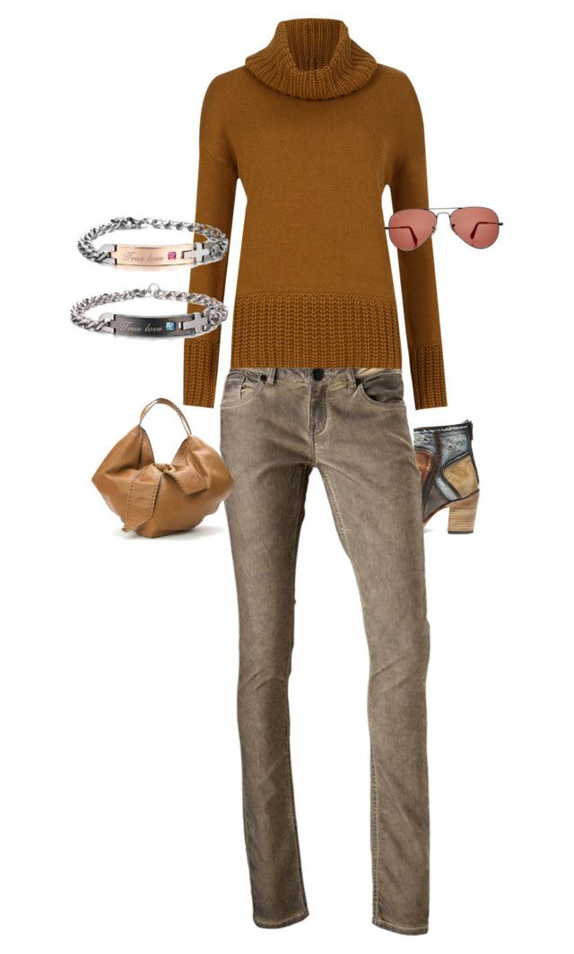 """""""Wednesday"""" by nzikop on Polyvore featuring Steve Madden, M&S Collection, Ray-Ban and Valentino"""
