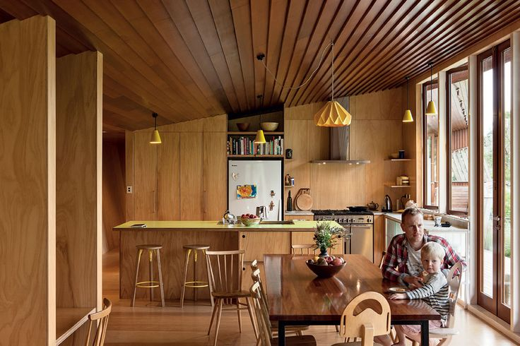 Ostend Road House, Auckland, by Bull O'Sullivan Architecture – housing award.
