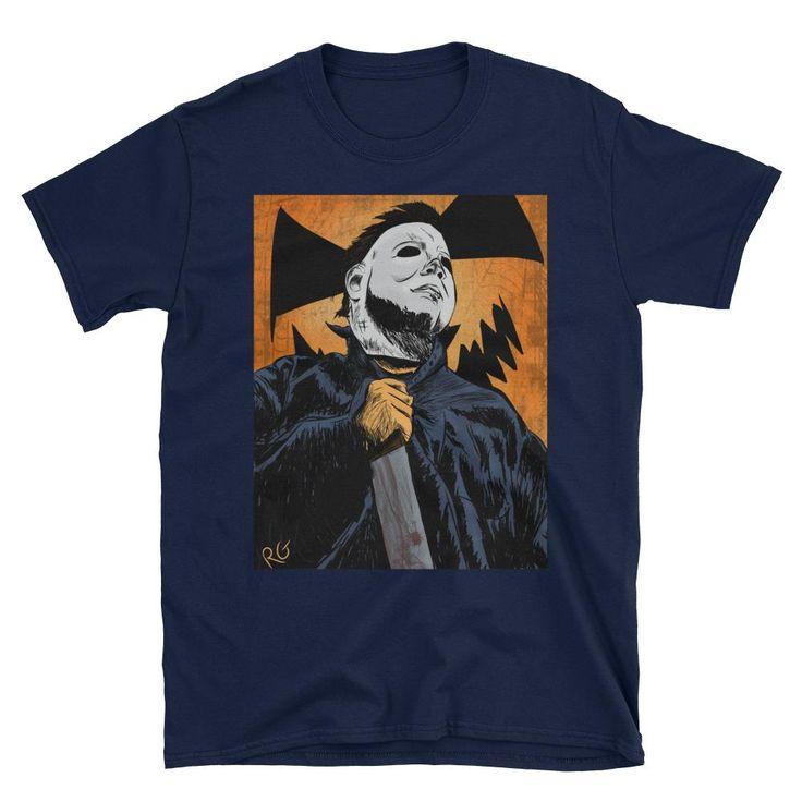 Halloween Michael Myers Short-Sleeve Unisex T-Shirt