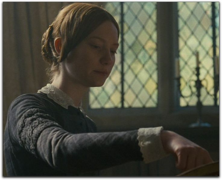 talking about jane eyre the Charlotte bronte's 1847 masterpiece, 'jane eyre,' tells the story of a humble governess and her love for her brooding employer, mr rochester but.
