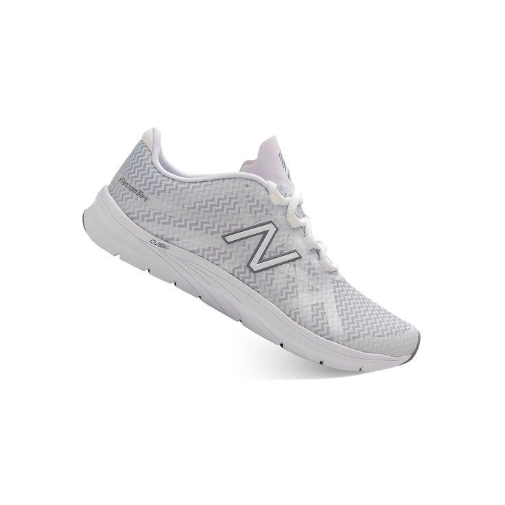 New Balance 811 v2 Trainer Cush+ Women's Cross Training Shoes, Size: 10.5 Wide, White