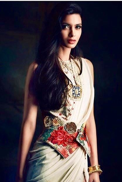 Diana Penty for ensemble.