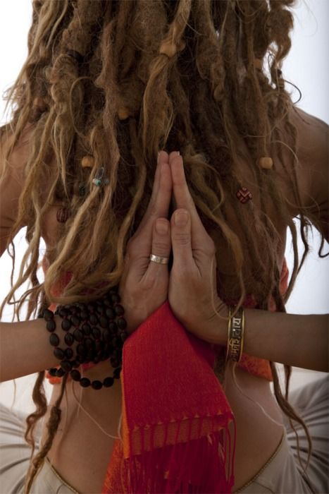 meditationDreadlocks, Hippie, Abstract Art, Namaste, Nature Dreads, Inner Peace, Islands Living, Hair, Yoga
