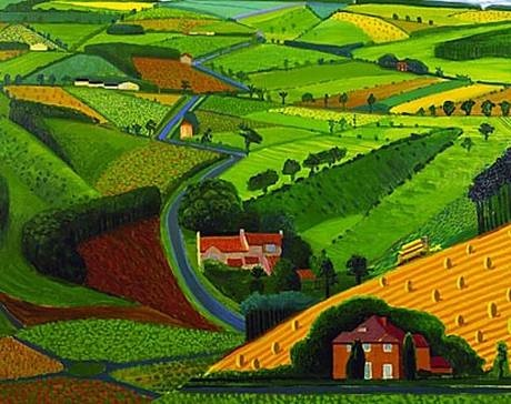 David Hockney RA: A Bigger Picture, Royal Academy - review - Arts - London Evening Standard
