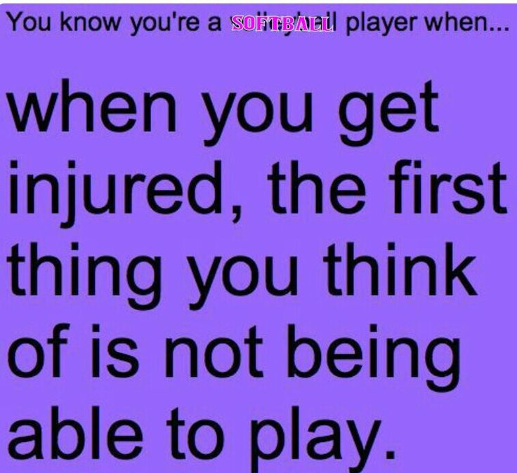 Players don't care about being hurt, they care about missing matches.