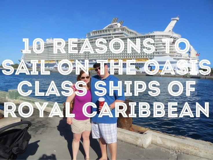 Royal Caribbean Oasis Ships