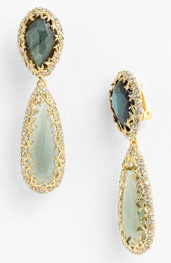 Alexis Bittar 'Elements - Siyabona' Drop Clip Earrings | Nordstrom