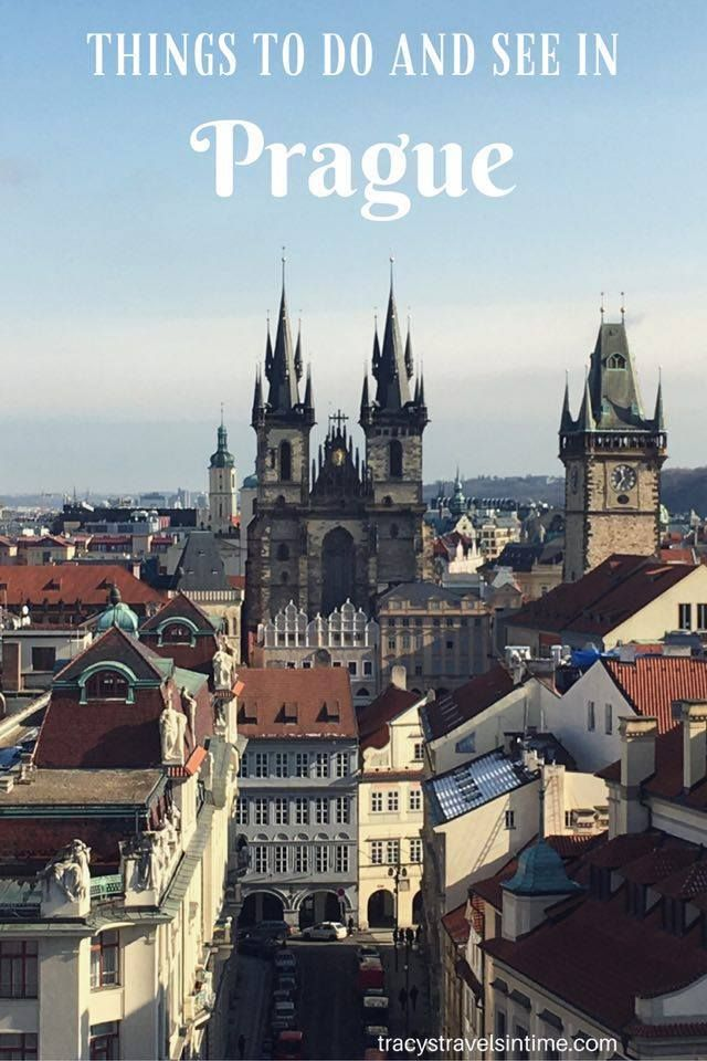 Planning a visit to Prague in winter? Read all about things to do and see when you are in this beautiful city!