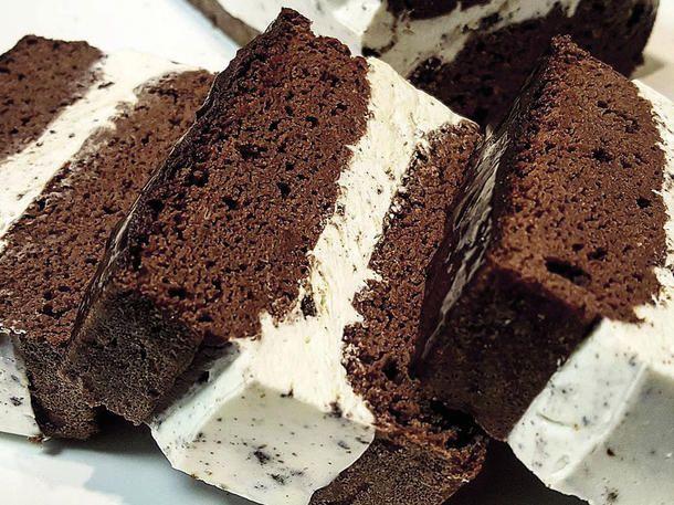 Kuchen zum Abnehmen:Oreo-Schnitten