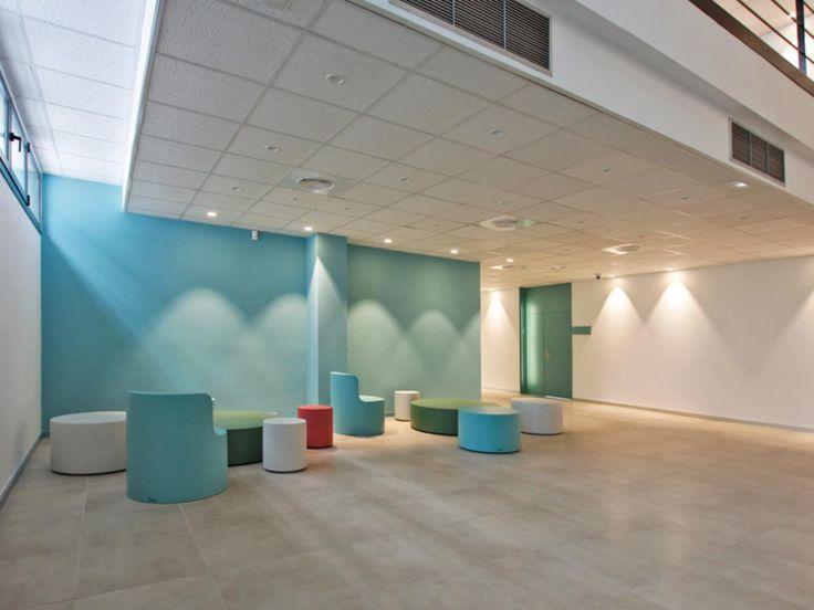 Almond center valencia, with stratta furniture