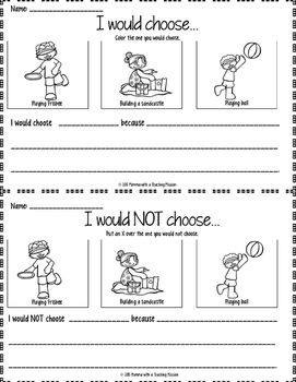 Opinion Writing Freebie Sample Opinion Writing Opinion Writing Kindergarten Freebies Samples