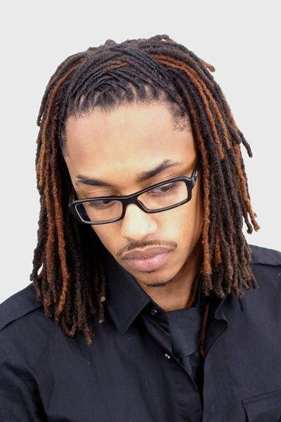 twisted dread hairstyles for men