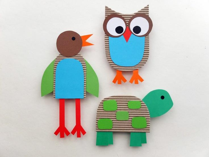 Paper Animal Craft